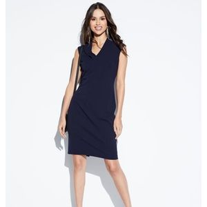 Maggie London Seamed Sheath Dress